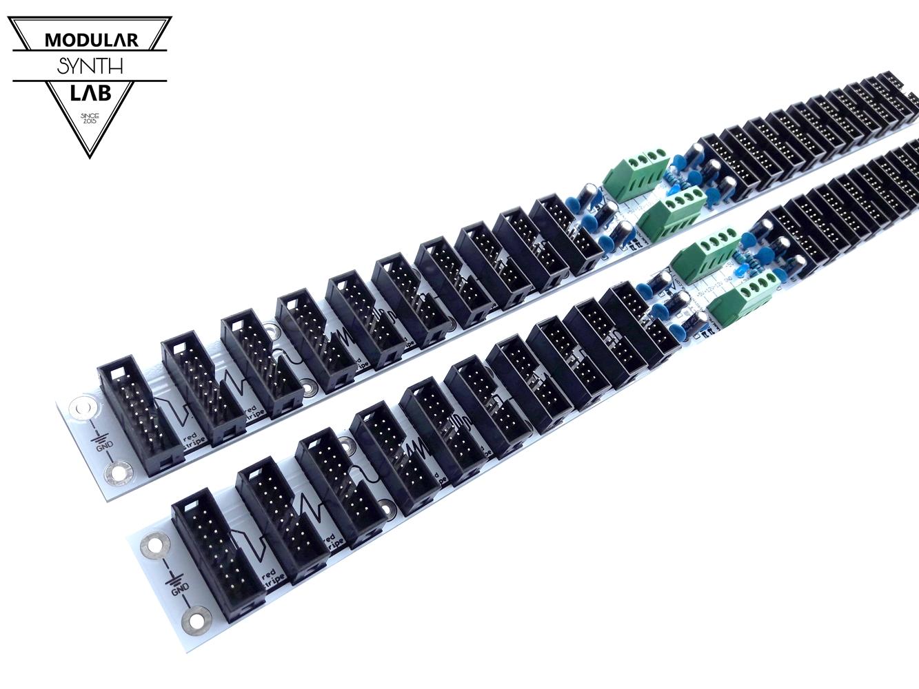 eurorack power kit modular synth power kit modularsynthlab. Black Bedroom Furniture Sets. Home Design Ideas